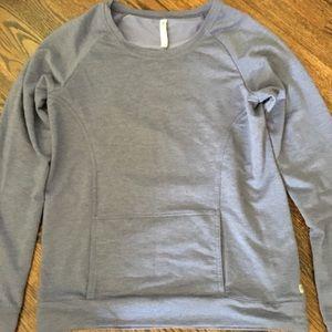 Fabletics women's long sleeve shirt sweatshirt